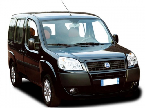 Fiat Doblo (Mini Bus)