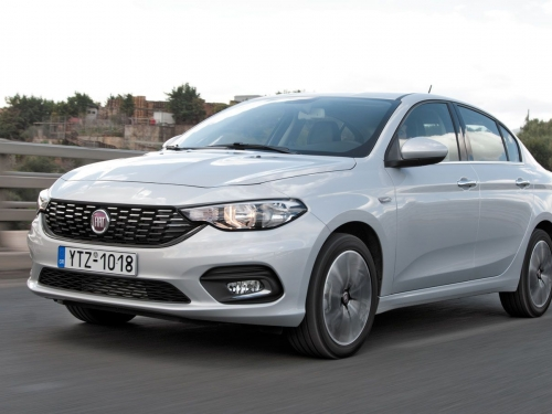 Fiat Tipo Sedan 2018 Automatikgetriebe